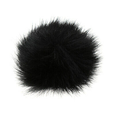 Outdoor Microphone Furry Windscreen Cover Windshield Muff Mic