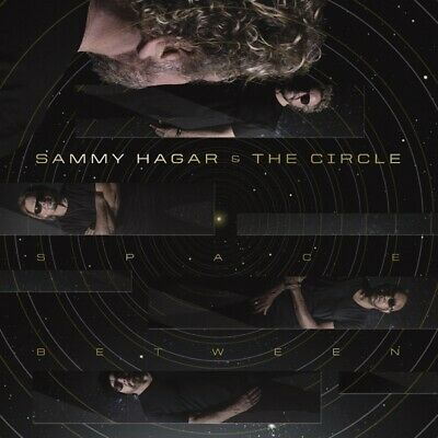 Sammy Hagar and The Circle - Space Between CD Bmg Rights Management NEW