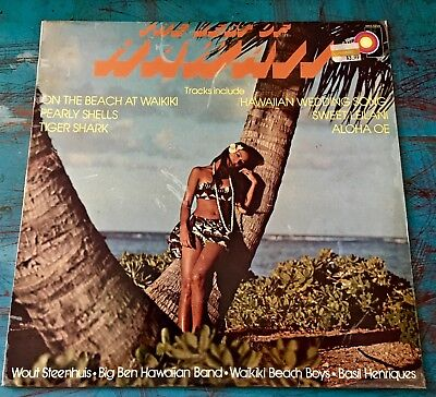 The best of Hawaii. The very best recorded on the island. Waikiki Beach Boys etc