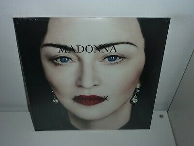 Madonna - Madame X Black Vinyl 2Lp Mint/Brand New + Free Uk P&P