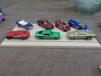 Job Lot Of 7 Assorted Old & New Hot Wheels 11-Used/Mint/Unboxed