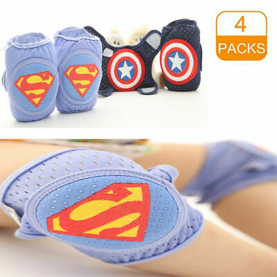 Non Slip Protective Kneelet Elbow Guards Kneepad Wrist Knee Pad For Baby Toddler