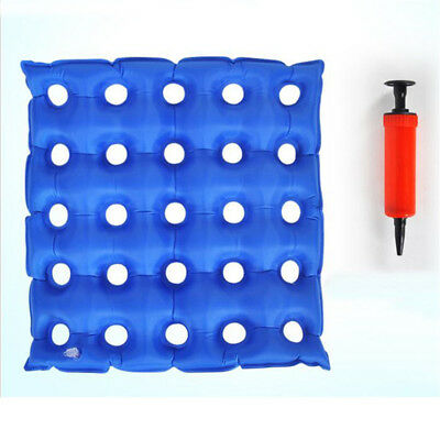 Air Water Inflatable Wheelchair Cushion Chair Pad Medical Prevent Bedsore LD