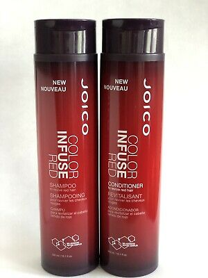JOICO Color Infuse Red shampoo 300 ml + conditioner 300 ml