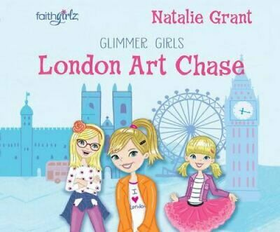 London Art Chase by Natalie Grant 9781520069104 | Brand New | Free UK Shipping