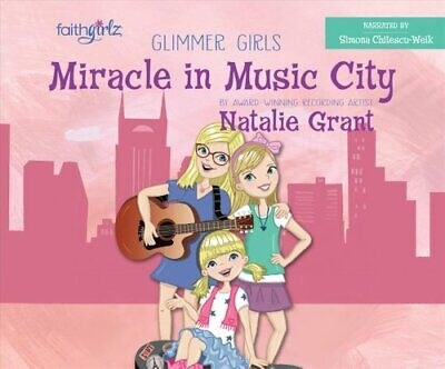 Miracle in Music City by Natalie Grant (CD-Audio, 2017)