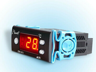 Details about  Digital Solar water heater temperature controller thermostat EW-