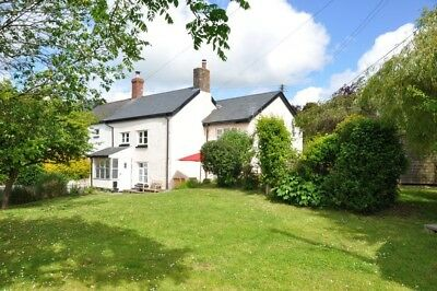 Holiday Cottage Let - North Devon. Sleeps 7 plus dogs -  31 May for 7 nights