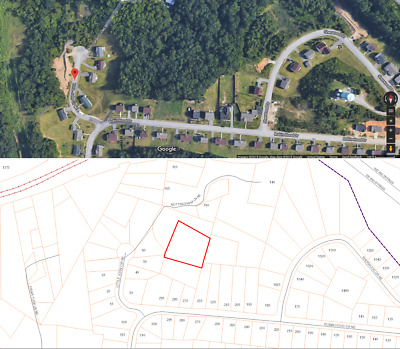 *REDUCED* One Acre Plot of Land in Christiansburg, VA
