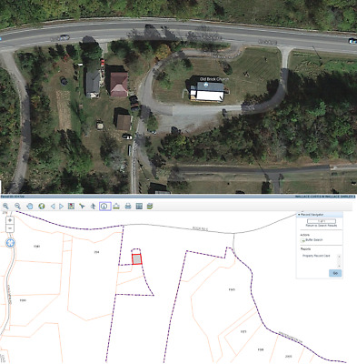 1/4 Acre Plot of Land in Montgomery County, Virginia