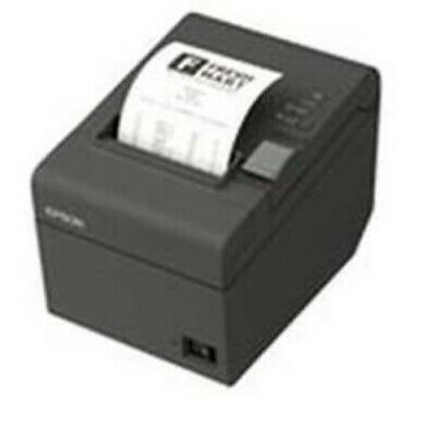 NEW EPSON C31CB10041 TM-T20 POS THERMAL RECEIPT PRINTER USB.b.