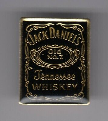 Rare Pins Pin's .. Alcool Vin Wine Scotch Whisky Whiskey Jack Daniel's N°7 ~Ei