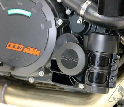 DENALI SOUNDBOMB AIR HORN COMPACT DUEL TONE 120 Db KTM 1290 Super Adventure 2016