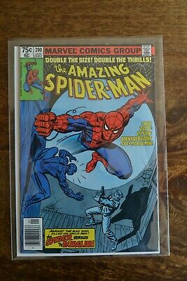 Amazing Spider-Man (1963 1st Series) #200. 1980 VF+ Marvel