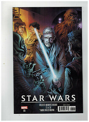 STAR WARS #65 1st Printing - Greatest Moments Variant Cover / 2019 Marvel Comics