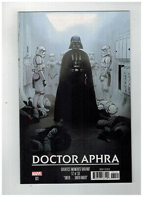STAR WARS: DOCTOR APHRA #31 1st Printing - Greatest Moments / 2019 Marvel Comics