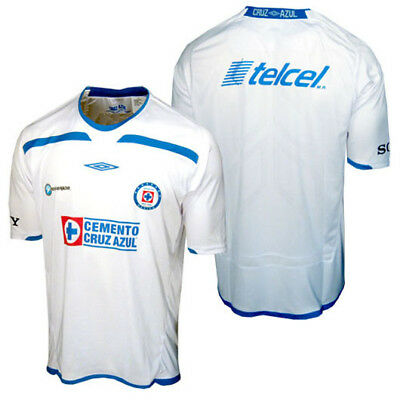 180a680b9 ~nwt-Umbro CRUZ AZUL Mexico Futbol Soccer Jersey football shirt Top~Mens  size