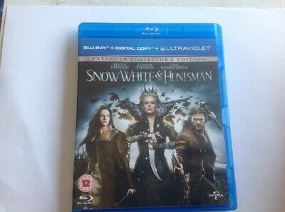 Snow White And The Huntsman (Blu-ray, 2012)