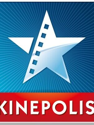 8 Tickets Cinema Kinepolis