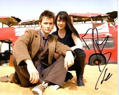 Planet of the Dead Doctor Who Autograph REGINALD TSIBOE Signed Photo