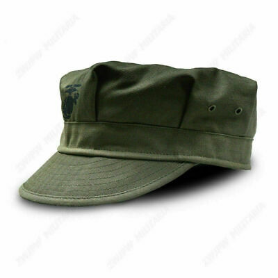 Size 60 Wwii Us Army Hbt Octagonal Green Field Cap Uniform Hat Outdoors Military