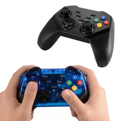 Bluetooth Wireless Gamepad Joystick Game SWH Pro Controller for Nintendo Switch