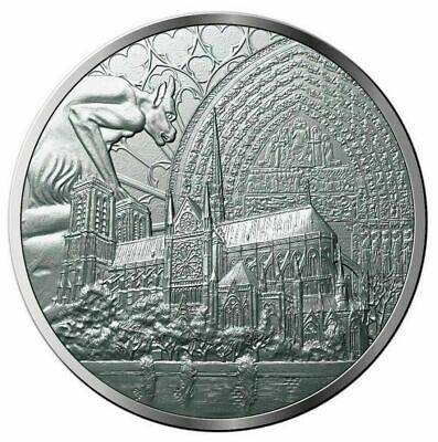 France 2019  Token Cathedral Notre Dame Of Paris