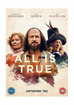 All Is True [New DVD]