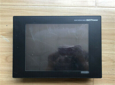 1PC  Used Mitsubishi touch screen GT1572-VNBA In Good Condition