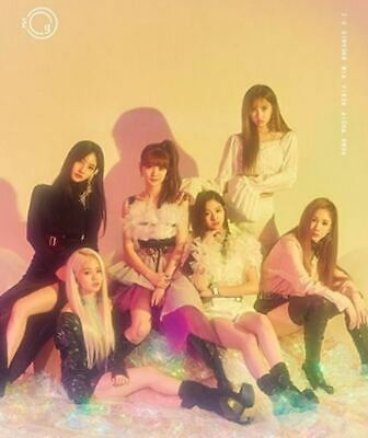EVERGLOW: ARRIVAL OF EVER GLOW* CD+Full Package Poster 1ST Mini Album* K-POP New