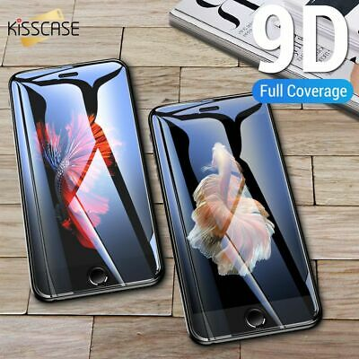 Protective Tempered Glass 9d For Iphone 5s Se 6 7 8 X Xs Max Xr 6 6s 7 8 Plus