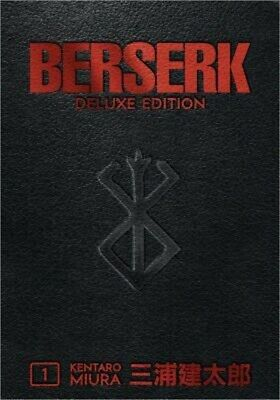 Berserk Deluxe Volume 1 (Hardback or Cased Book)