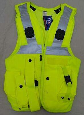 KIT Hi Viz Tactical Load System Tac Vest Security Dog Handler M/T Female OHVTV33