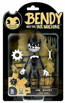 NEW! Bendy and The Ink Machine Action Figure Ink Bendy