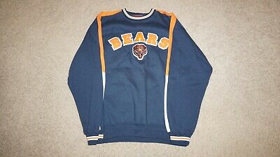 best sneakers 3c232 a1494 VINTAGE CHICAGO BEARS Crewneck Pullover Sweatshirt Size ...