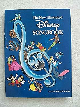 New Illustrated Disney Songbook by Spielberg, Steven