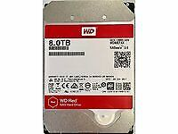 NEW! Western Digital WD80EFAX WD Red 8TB NAS 256MB Cache