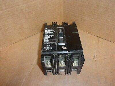Westinghouse MCP13300RC Circuit Breaker 3 pole, 30 amp , 600 VAC