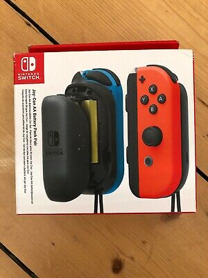 Nintendo Switch Joy-Con AA Battery Pack - Brand new and boxed