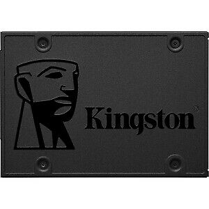 "NEW! Kingston A400 120 Gb 2.5"" Internal Solid State Drive Sata 500 Mb/S Maximum"
