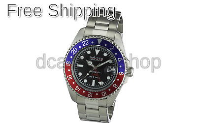 4fc23097bda NAUTEC NO LIMIT GMT Automatic Watch - VGC - NO RESERVE!! - £90.00 ...