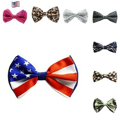 33255999be2a ... Britain GB Bow tie. $6.88 Buy It Now 10d 1h. See Details. USA Flag Men  Silk Bowties Wedding Self Tie Party Formal Tuxedo Suit