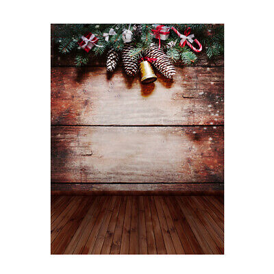 Andoer 1.5 * 2m Photography Background Backdrop Digital Printing Christmas I7K7