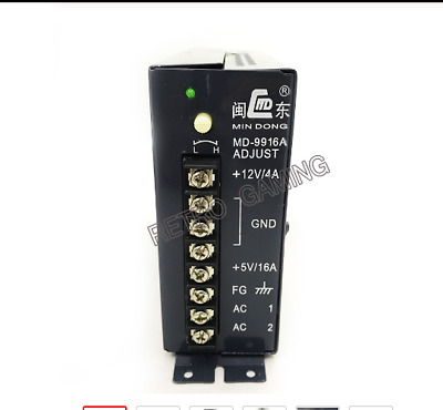 MD-99 16A Switching Power  5V-16A 12V-4A for JAMMA Arcade game machines