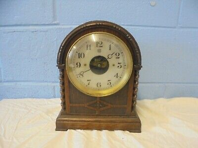 Bulle Early Electric Mantle Clock Working