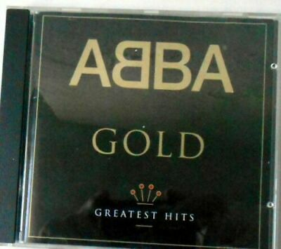 ***Audio-CD: ABBA-GOLD Greatest Hits
