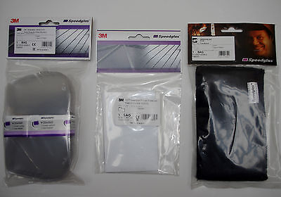 3M Speedglas 9100Xx Protection Plates & Sweatbands