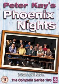 Peter Kay's Phoenix Nights: The Complete Series 2 [DVD] [2001], DVDs