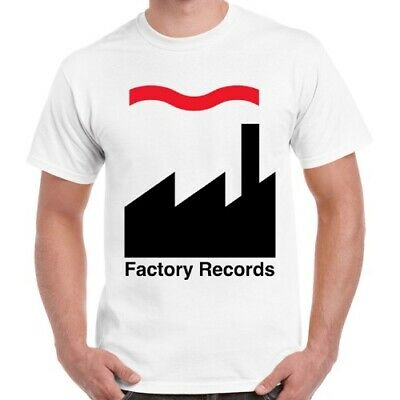 Factory Records Label Happy Mondays Gift Cool Retro Vintage Unisex T Shirt 725