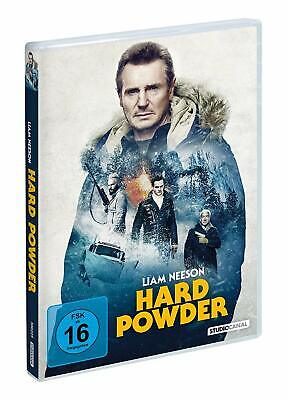 Hard Powder [DVD] *NEU* DEUTSCH mit Liam Neeson